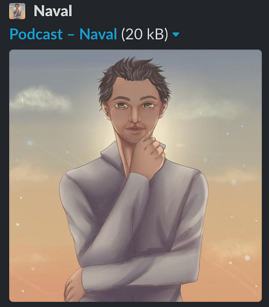Naval Podcast