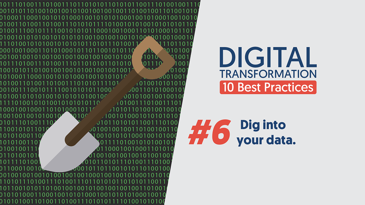 DigitalTransformation-10BestPractices-06-DigIntoYourData_1280x720