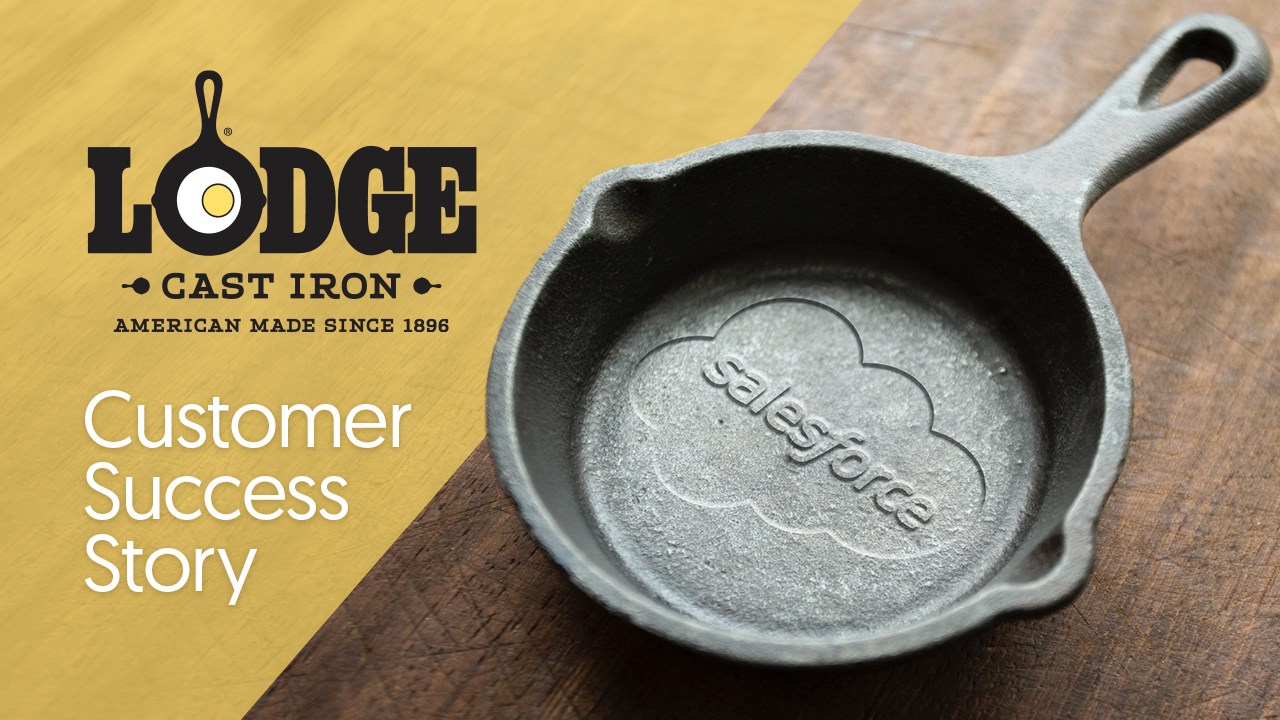 Lodge Cast Iron Success Story