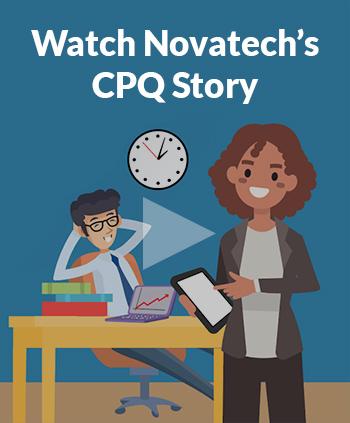 Novatech's CPQ Story