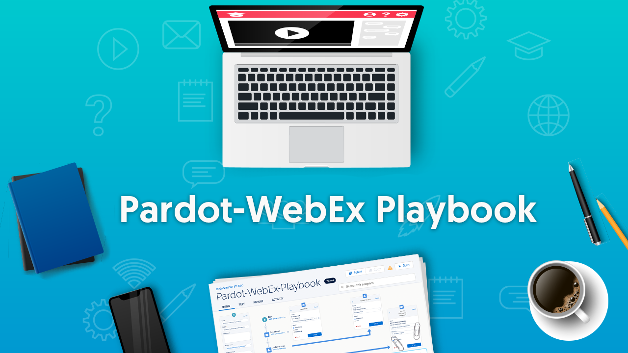 Pardot-WebEx Playbook